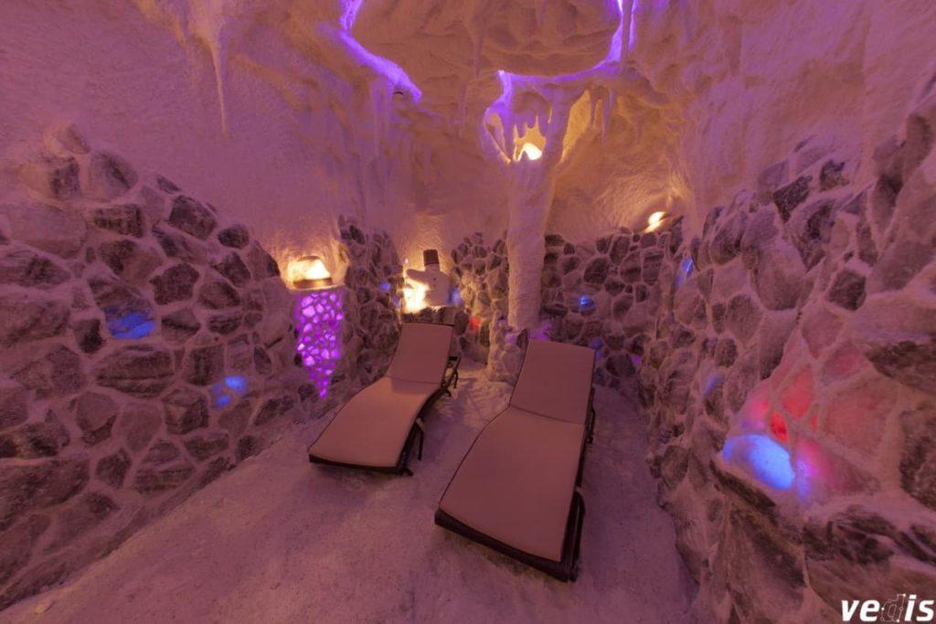 Строим эксклюзивные частные соляные комнаты