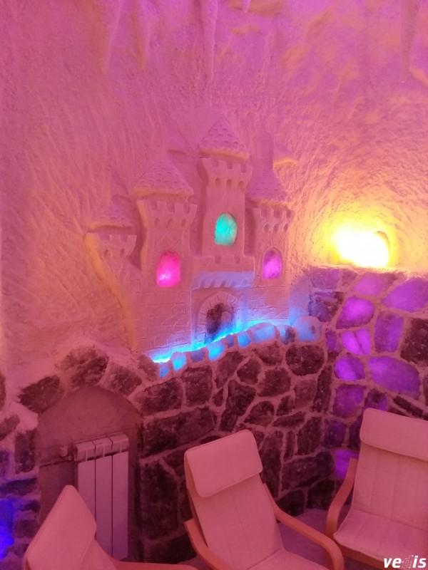 Соляна кімната відкрилася у Броварах