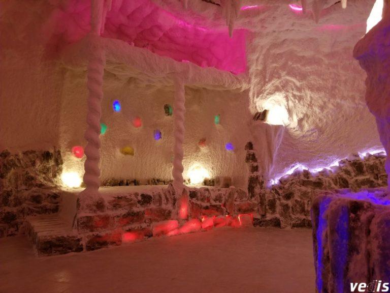 Соляная комната, п.Новоселица, Закарпатская область, Украина
