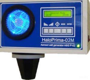 Галогенератор HaloPrima-02M
