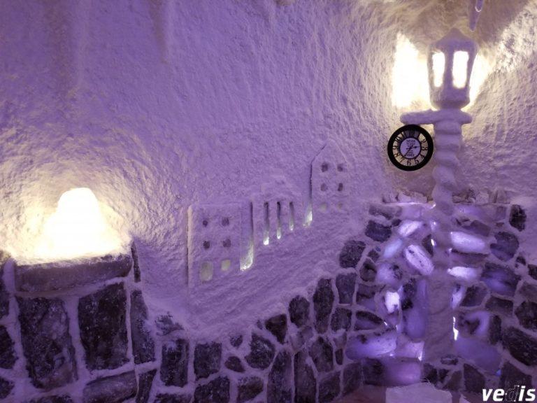 Соляная комната Аквапарк Aqua City, Мукачево, Украина