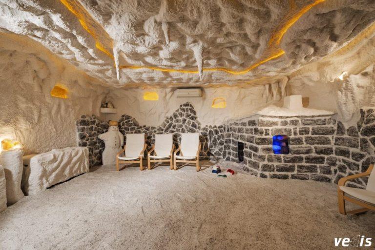 """Центр галотерапії """"Територія солі"""", Київ, Україна"""