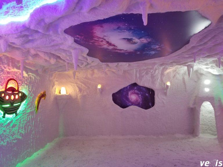 Соляная комната Частный детский сад «BABYLAND», Ровно, Украина