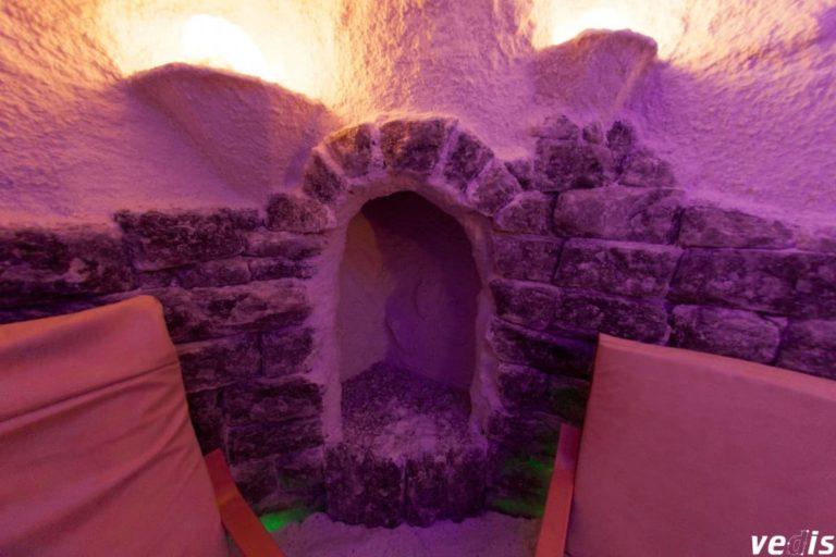 Соляна печера, Київ, Україна