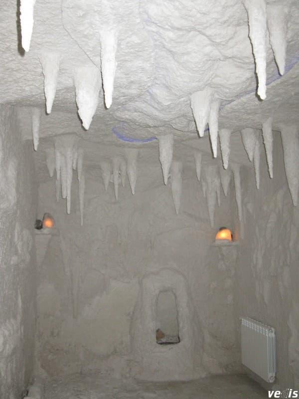 Частная соляная комната, Брюховичи, Украина