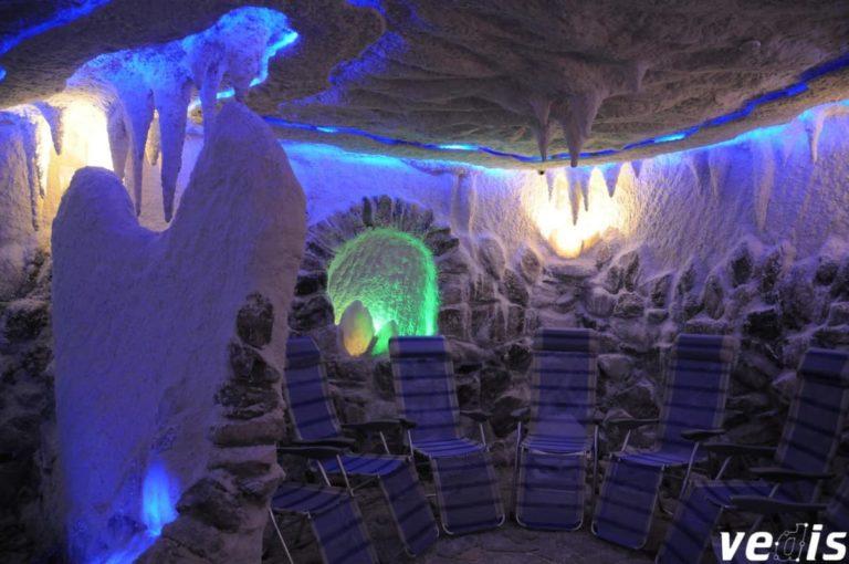 Комплекс Соляна печера, Дніпро, Українa