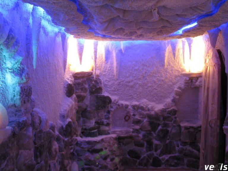 Частная соляная комната, Конча Заспа, Украина