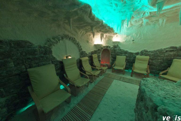 Соляная пещера, Киев, Украина