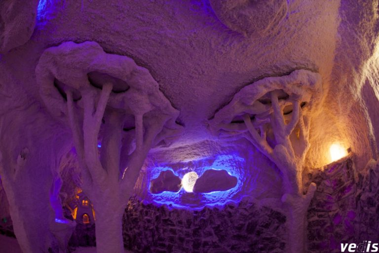 Соляная комната,Черновицкая область, Украина