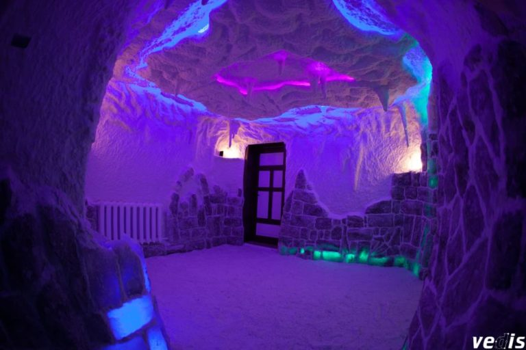 Соляна кімната, Чернівці, Україна