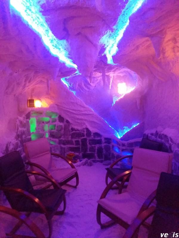 Соляная комната, Сарны, Украина