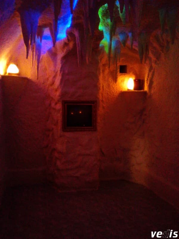 Соляная комната, Докучаевск, Украина