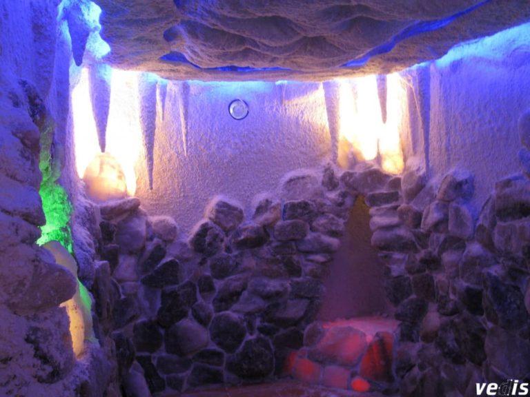 Приватна соляна кімната, Конча Заспа, Україна