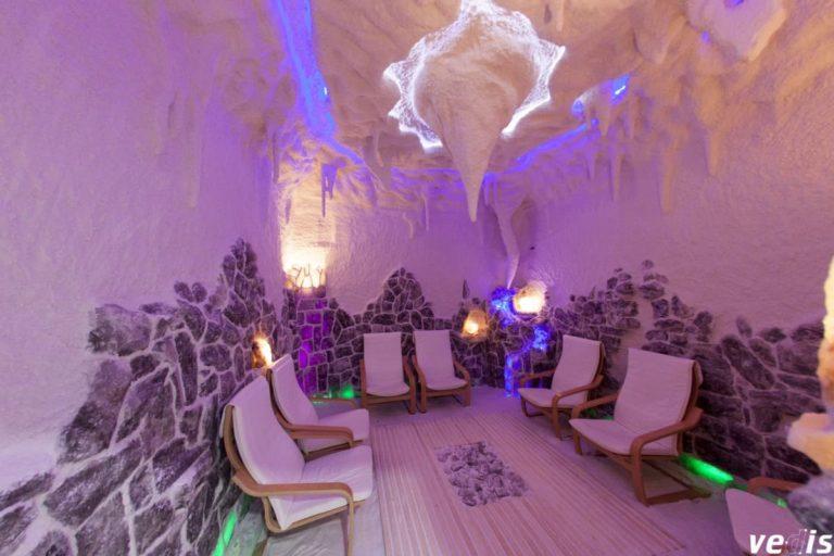 Соляная пещера, Софиевская Борщаговка, Украина
