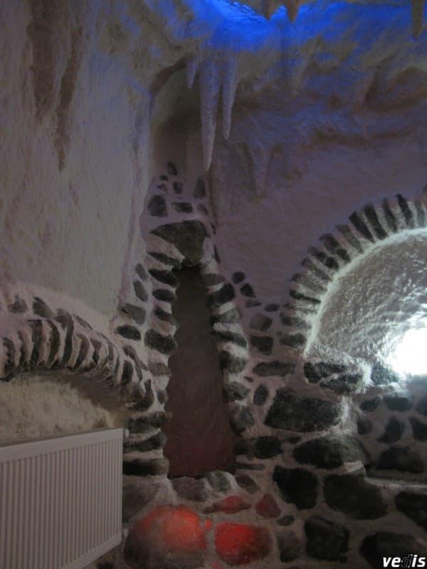 Частная соляная комната, Черкассы, Украина