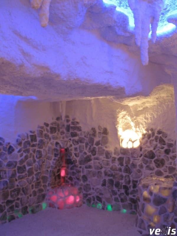 Приватна соляна кімната, Київ, Україна