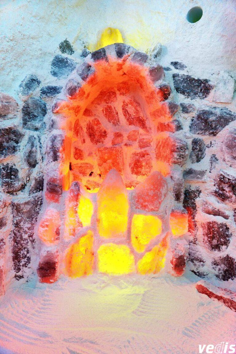 Соляная пещера, Самбор, Украина