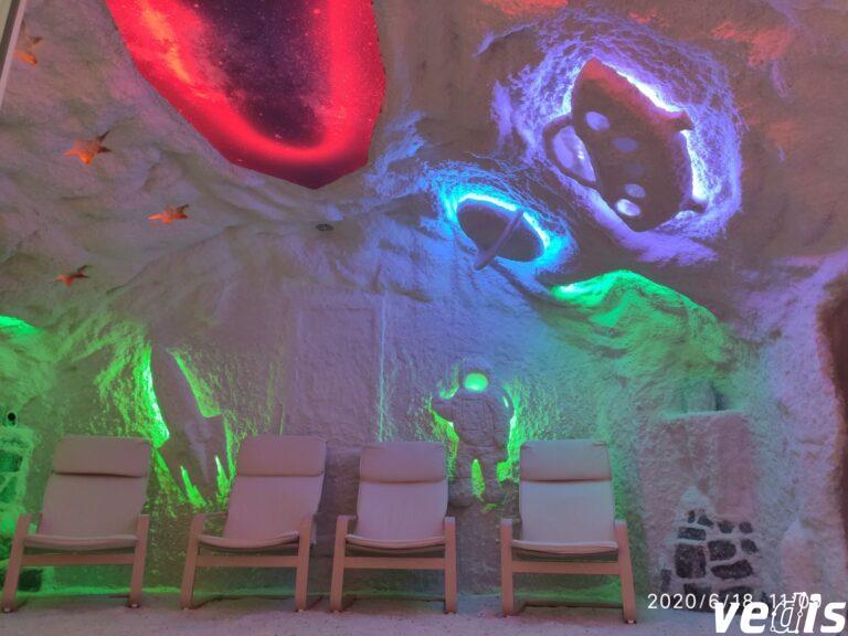 """Соляная комната ТЦ """"Натали"""", Полтавская область, Карловка, Украина"""
