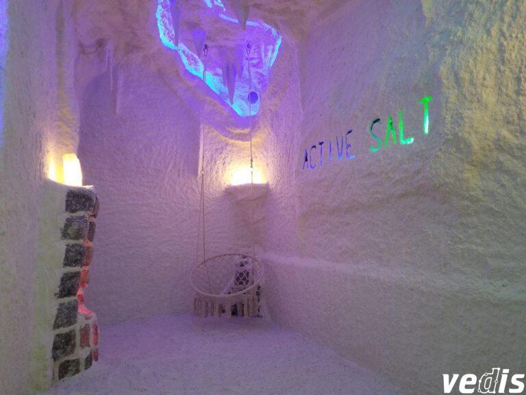 """Соляная комната """"Active Salt"""", Львов, Украина"""